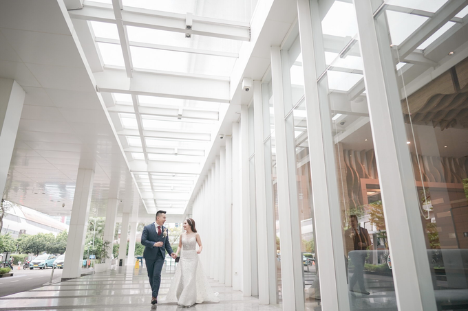 Wedding Iwan & Monika (JS Luwansa) by Delfi Organizer - 026