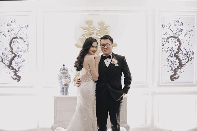 Wedding Adrianus & Juanita (Samisara) by Delfi Organizer - 002