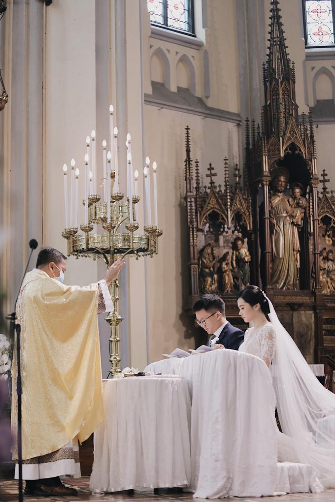 Wedding Adrianus & Juanita (Samisara) by Delfi Organizer - 004