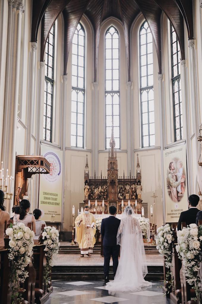 Wedding Adrianus & Juanita (Samisara) by Delfi Organizer - 007