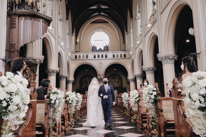 Wedding Adrianus & Juanita (Samisara) by Delfi Organizer - 008