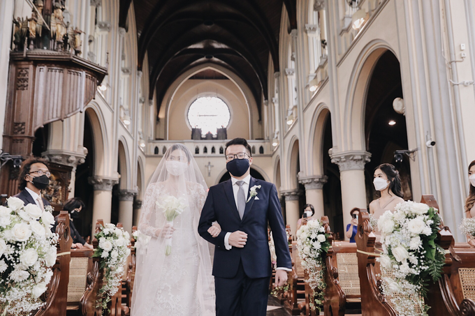 Wedding Adrianus & Juanita (Samisara) by Delfi Organizer - 009