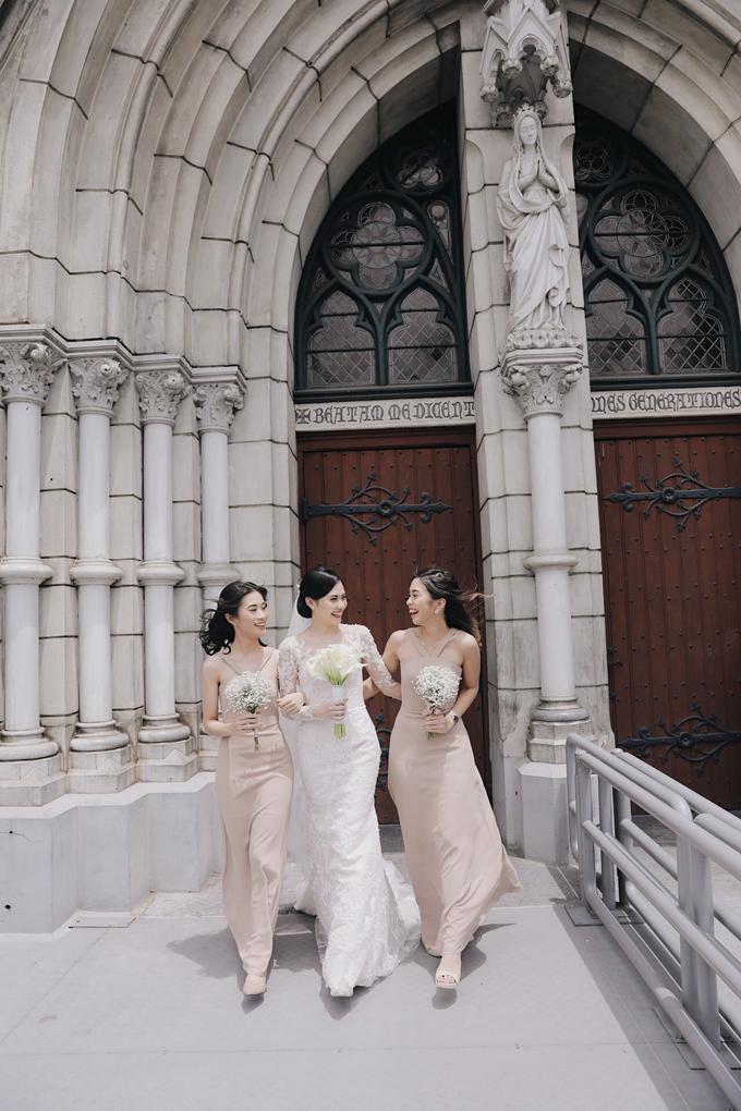 Wedding Adrianus & Juanita (Samisara) by Delfi Organizer - 010