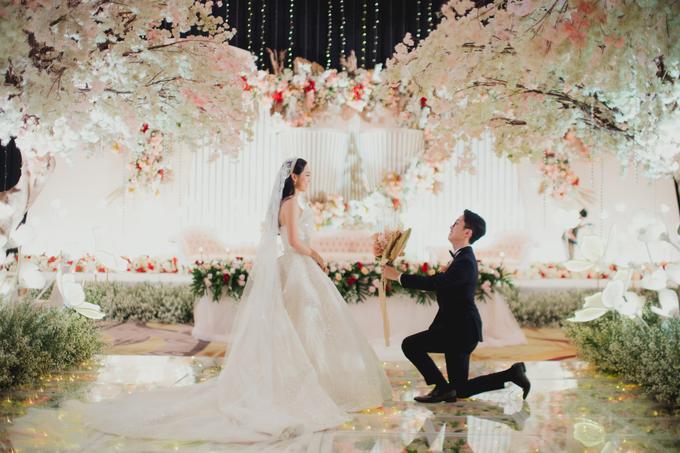 Wedding Adit & Sheilla (Westin) by Delfi Organizer - 014