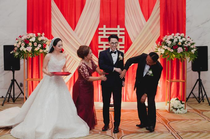 Wedding Adit & Sheilla (Westin) by Delfi Organizer - 015