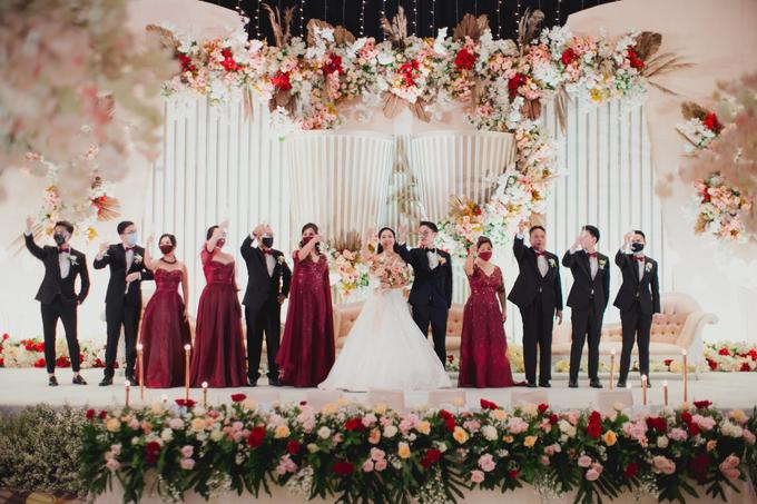 Wedding Adit & Sheilla (Westin) by Delfi Organizer - 016