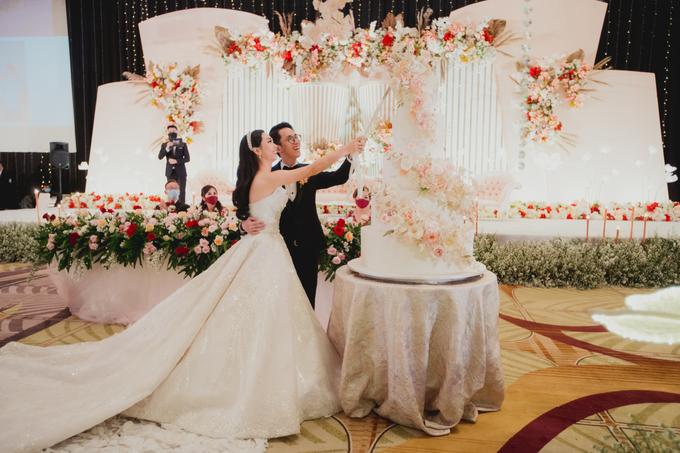 Wedding Adit & Sheilla (Westin) by Delfi Organizer - 018