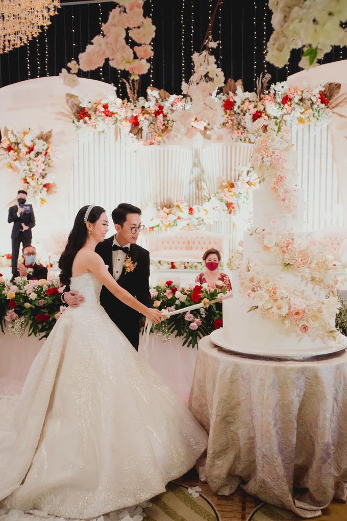 Wedding Adit & Sheilla (Westin) by Delfi Organizer - 019