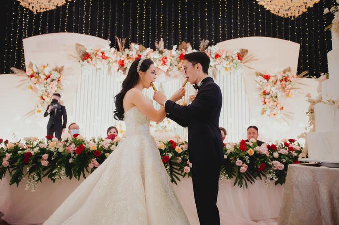 Wedding Adit & Sheilla (Westin) by Delfi Organizer - 020