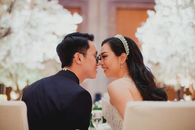 Wedding Adit & Sheilla (Westin) by Delfi Organizer - 026