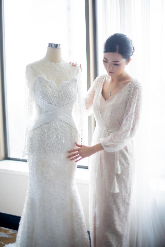 Wedding Beni & Santini (Ayana) by Delfi Organizer - 005