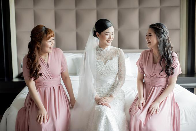 Wedding Beni & Santini (Ayana) by Delfi Organizer - 008