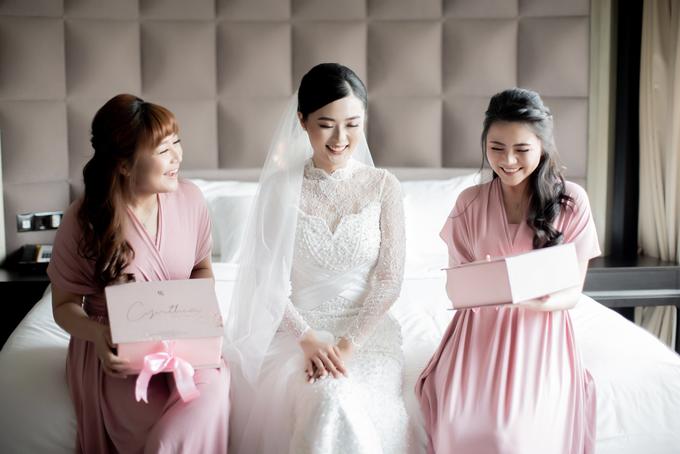 Wedding Beni & Santini (Ayana) by Delfi Organizer - 010