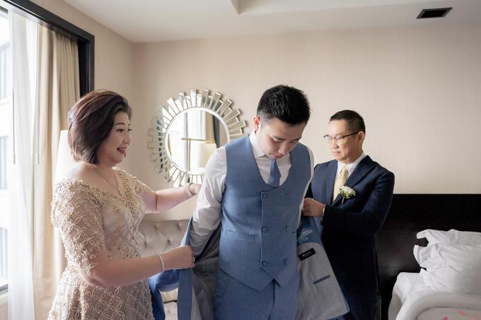 Wedding Beni & Santini (Ayana) by Delfi Organizer - 012