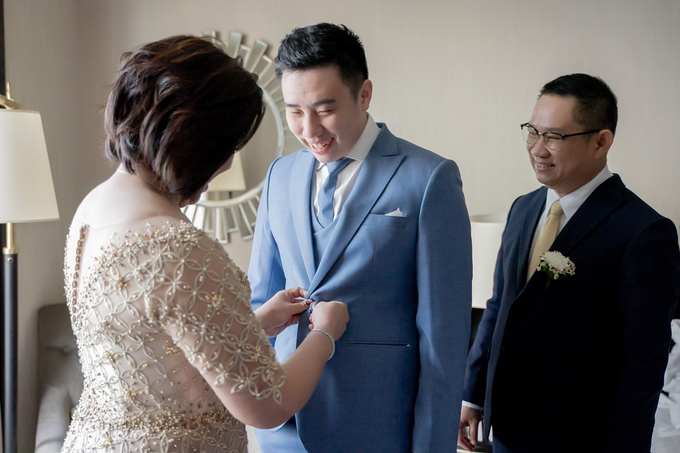 Wedding Beni & Santini (Ayana) by Delfi Organizer - 013