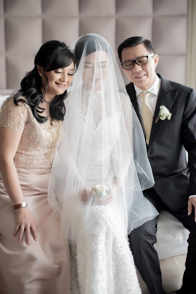 Wedding Beni & Santini (Ayana) by Delfi Organizer - 016