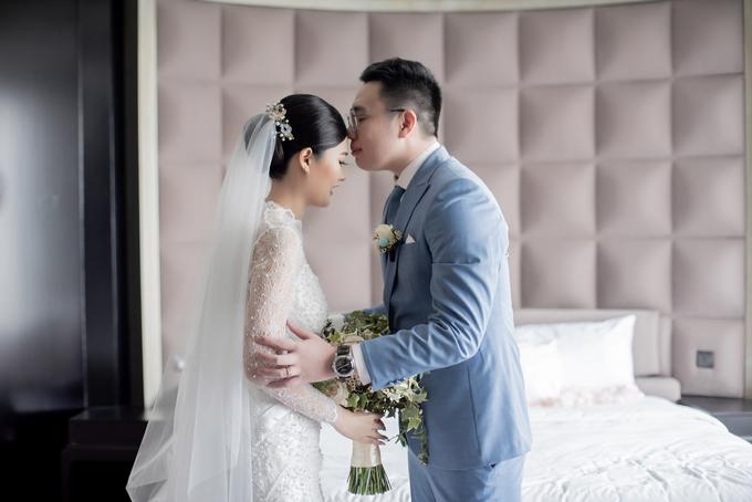 Wedding Beni & Santini (Ayana) by Delfi Organizer - 019