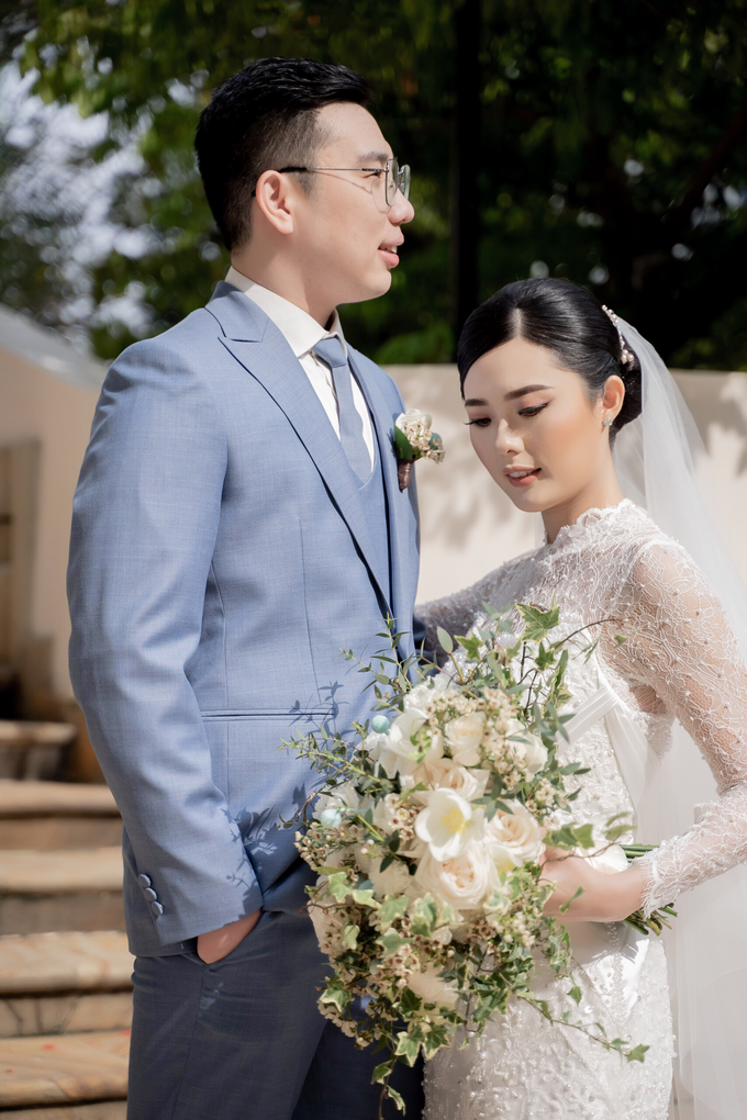 Wedding Beni & Santini (Ayana) by Delfi Organizer - 020