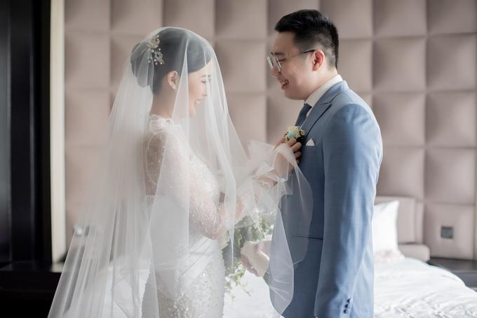 Wedding Beni & Santini (Ayana) by Delfi Organizer - 021