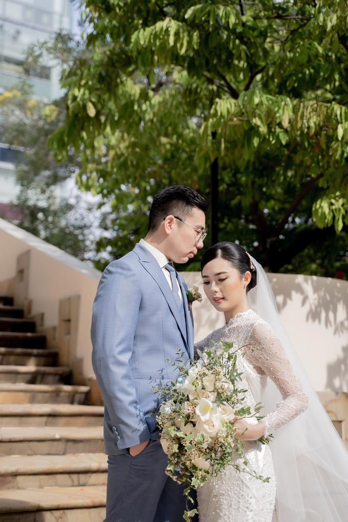 Wedding Beni & Santini (Ayana) by Delfi Organizer - 022