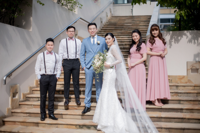 Wedding Beni & Santini (Ayana) by Delfi Organizer - 023