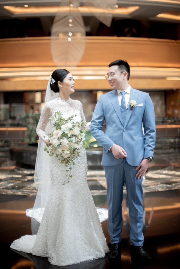 Wedding Beni & Santini (Ayana) by Delfi Organizer - 024
