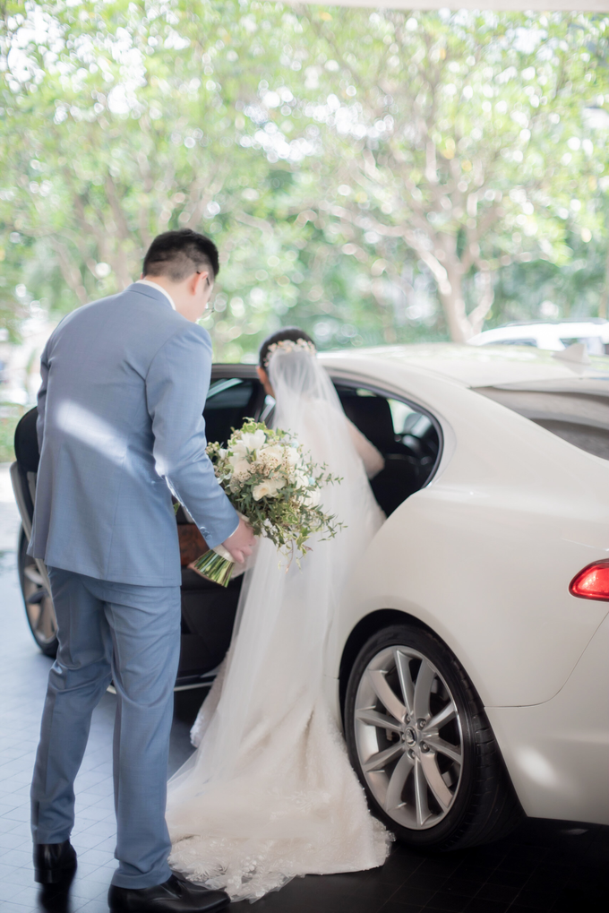Wedding Beni & Santini (Ayana) by Delfi Organizer - 025