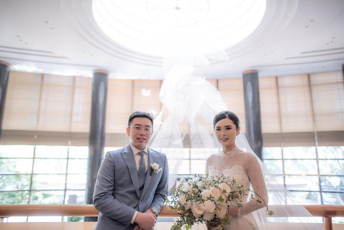 Wedding Beni & Santini (Ayana) by Delfi Organizer - 027