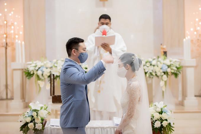 Wedding Beni & Santini (Ayana) by Delfi Organizer - 026