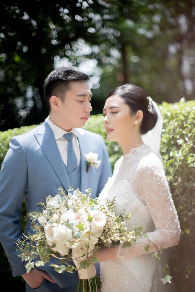Wedding Beni & Santini (Ayana) by Delfi Organizer - 028