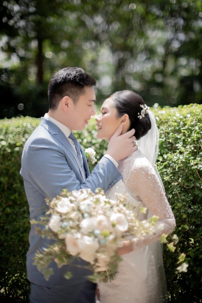Wedding Beni & Santini (Ayana) by Delfi Organizer - 029