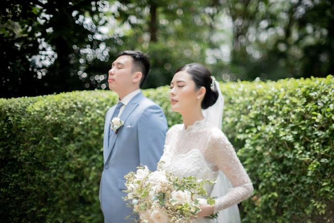 Wedding Beni & Santini (Ayana) by Delfi Organizer - 030