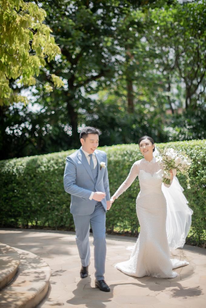 Wedding Beni & Santini (Ayana) by Delfi Organizer - 031