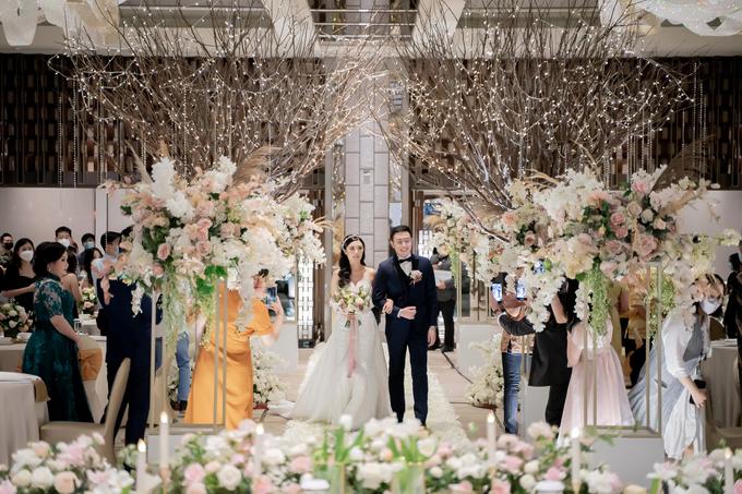 Wedding Beni & Santini (Ayana) by Delfi Organizer - 032