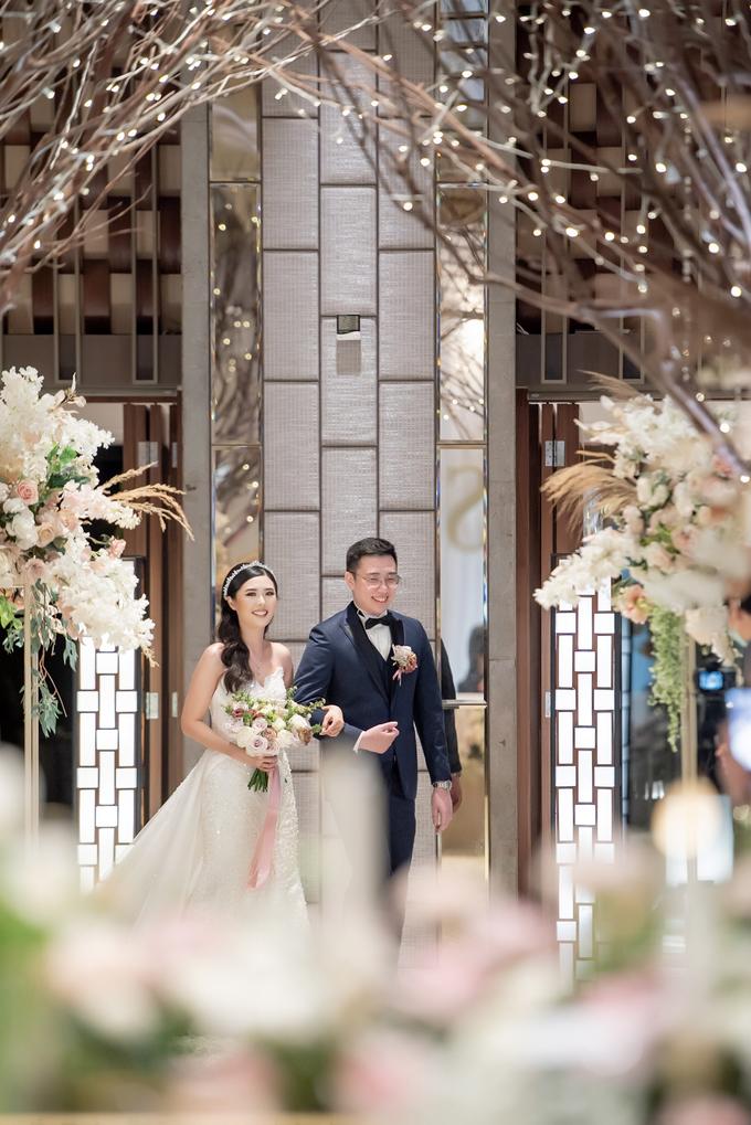 Wedding Beni & Santini (Ayana) by Delfi Organizer - 033