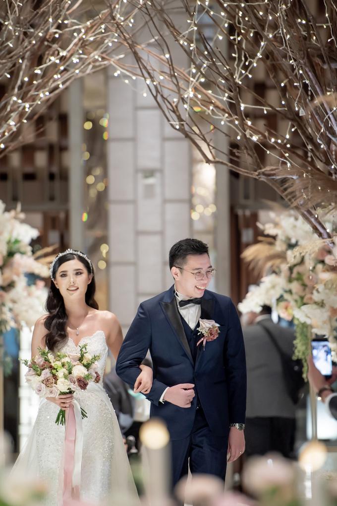 Wedding Beni & Santini (Ayana) by Delfi Organizer - 034