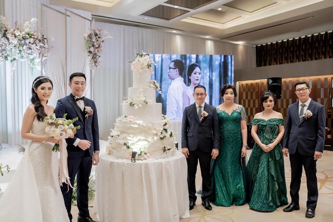 Wedding Beni & Santini (Ayana) by Delfi Organizer - 035