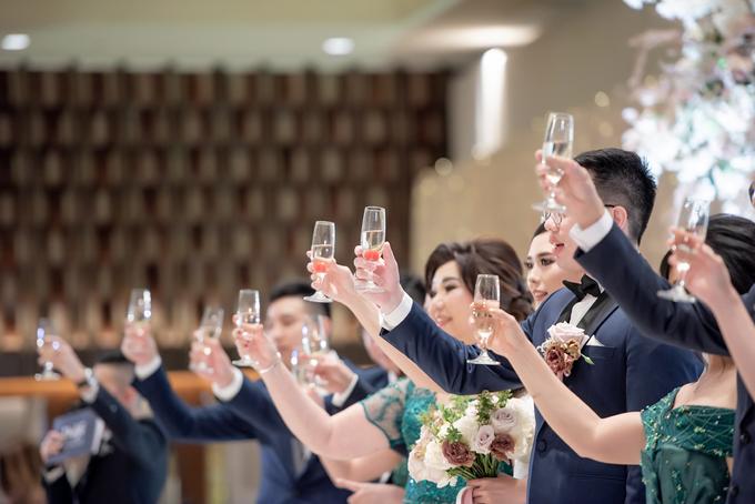 Wedding Beni & Santini (Ayana) by Delfi Organizer - 036