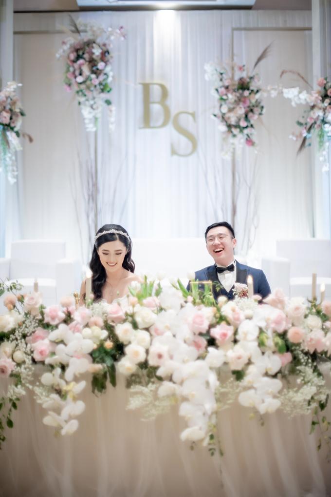 Wedding Beni & Santini (Ayana) by Delfi Organizer - 037