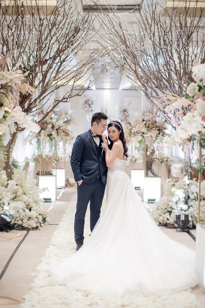Wedding Beni & Santini (Ayana) by Delfi Organizer - 038