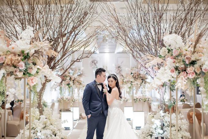 Wedding Beni & Santini (Ayana) by Delfi Organizer - 039