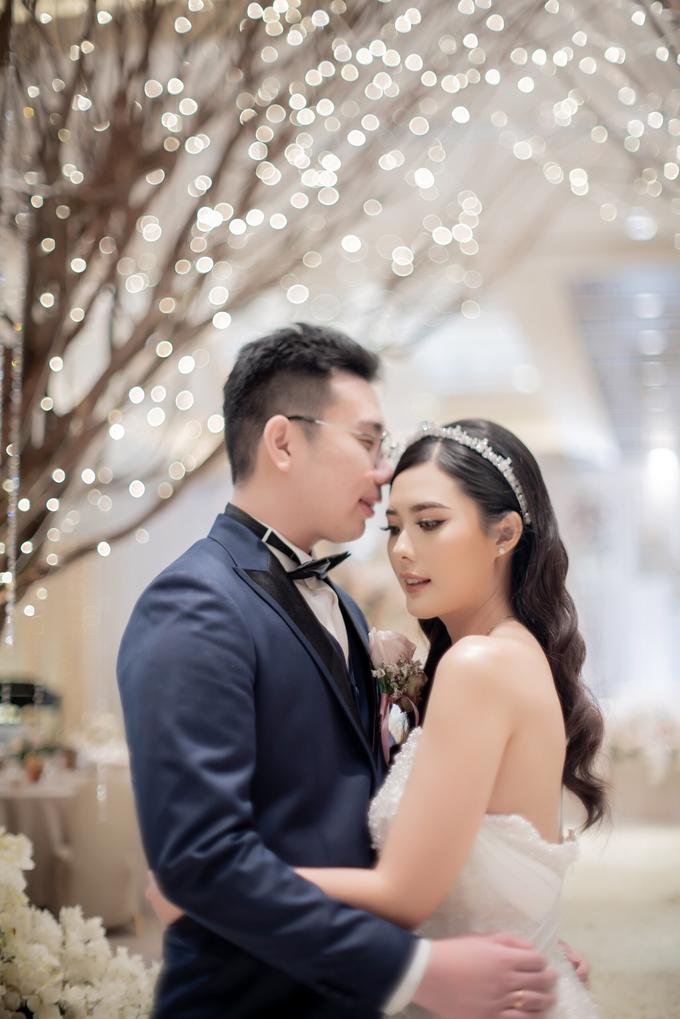Wedding Beni & Santini (Ayana) by Delfi Organizer - 040