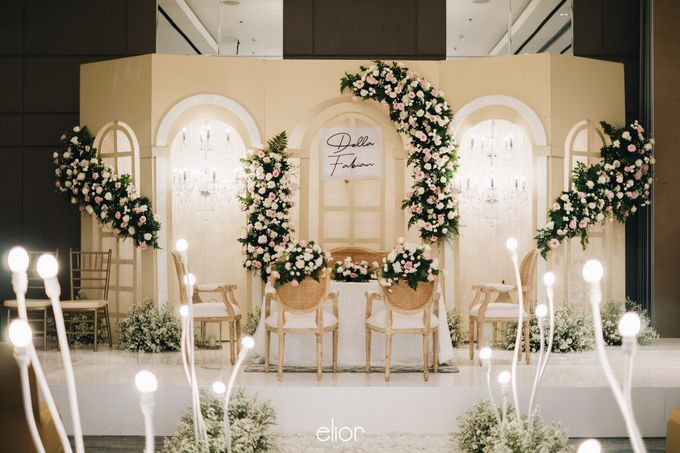 The Wedding Of Della and Fabian by Elior Design - 003