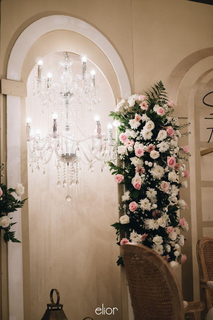 The Wedding Of Della and Fabian by Elior Design - 004