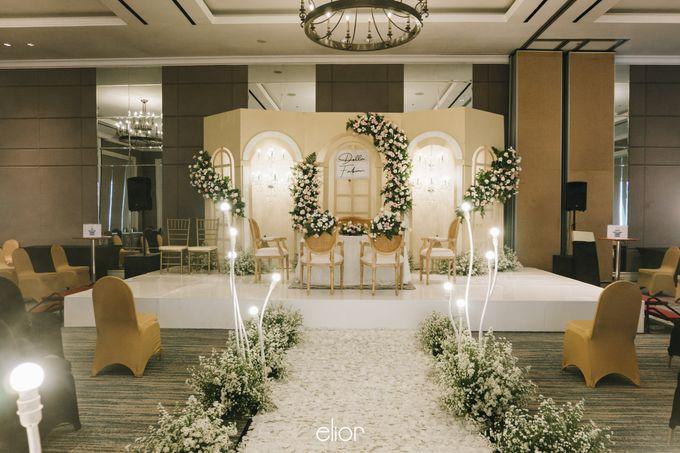 The Wedding Of Della and Fabian by Elior Design - 006