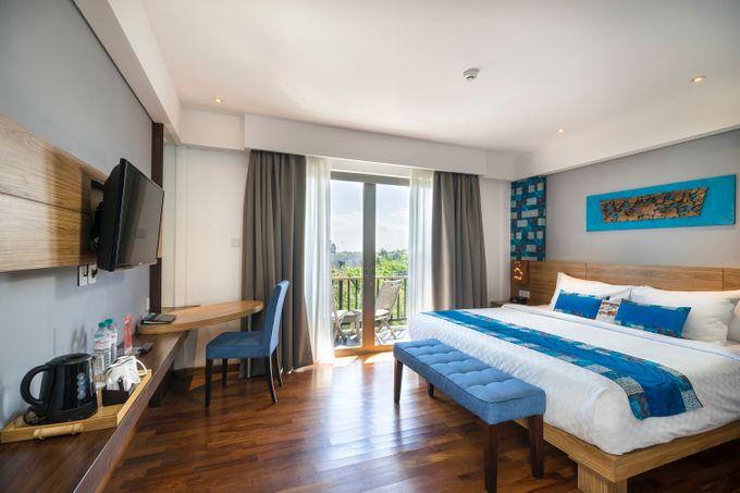 Room Rental by Swiss-Belhotel Petitenget - 001