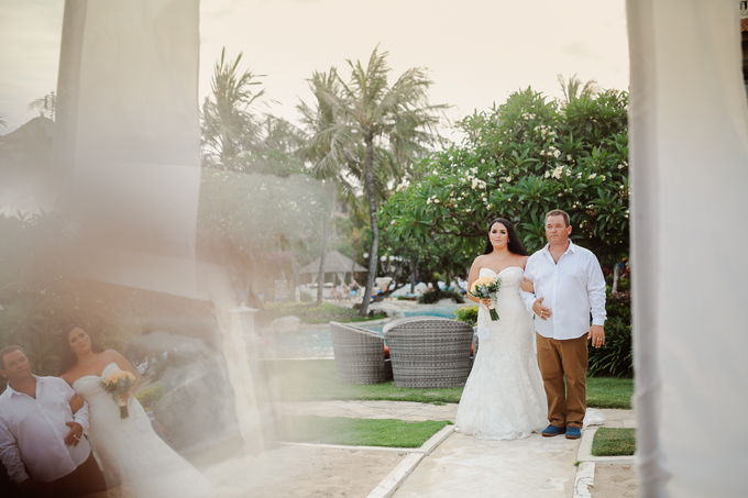 Bali Wedding Photography - Nakeetah & Robert by The Deluzion Visual Works - 004