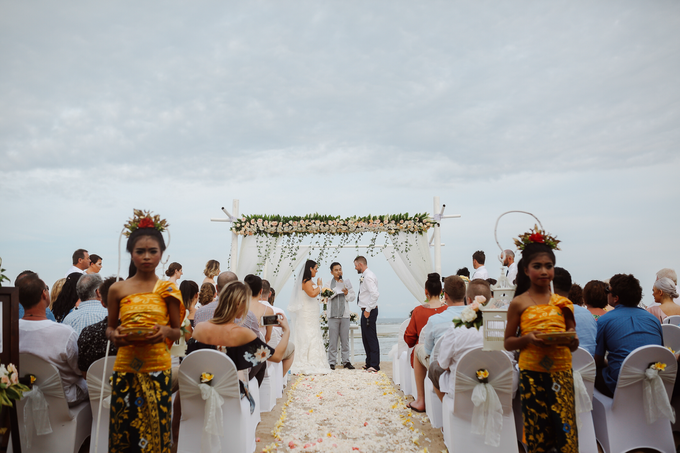 Bali Wedding Photography - Nakeetah & Robert by The Deluzion Visual Works - 005