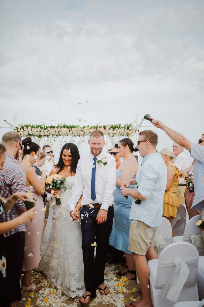 Bali Wedding Photography - Nakeetah & Robert by The Deluzion Visual Works - 006