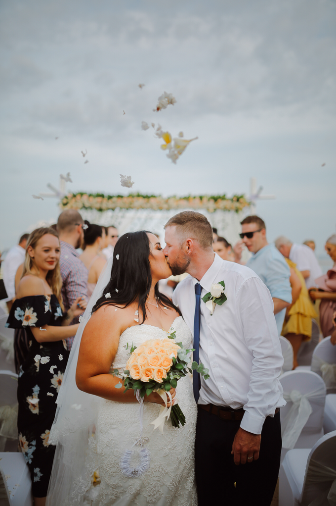 Bali Wedding Photography - Nakeetah & Robert by The Deluzion Visual Works - 007